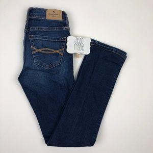 Abercrombie Kids Straight Slim Jeans